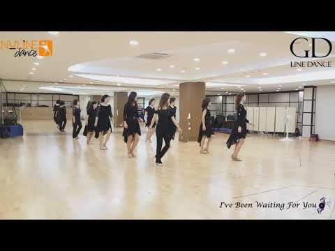 I've Been Waiting For You - Line Dance (GD-Nuline Dance Korea)