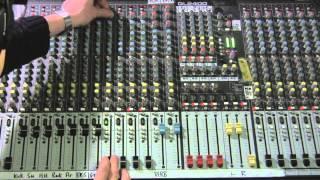 Video ANALOUGE MIXING DESK - SOUND CHECK SHORT 3 of 8 MP3, 3GP, MP4, WEBM, AVI, FLV Maret 2018