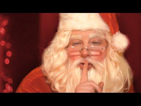 Santa v utajení