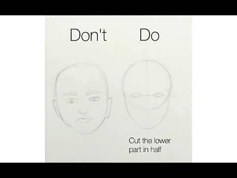 Download 10 Easy Tips For Drawing Face Eyes Nose And Lips Video 3gp