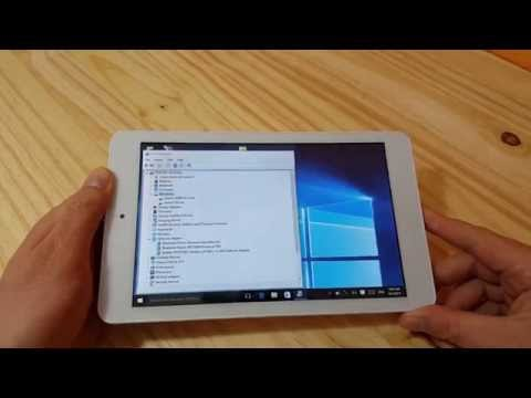 Cube iwork8 Ultimate Atom X5 Z8300 Unboxing