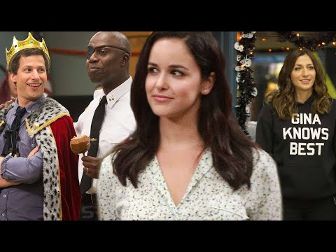 Best Of The Halloween Heist (Season 1-7) Brooklyn 99