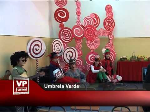 Umbrela Verde