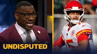 Video Shannon Sharpe predicts another MVP for Patrick Mahomes this season | NFL | UNDISPUTED MP3, 3GP, MP4, WEBM, AVI, FLV September 2019