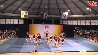 Sri Aman Malaysia  city pictures gallery : ACIC 2015 Cheer High School Level 4 - D*Starz - SMK Sri Aman (Malaysia)