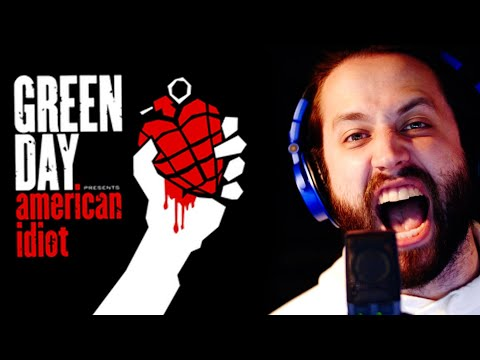 "Green Day  ""American Idiot"" Cover by Jonathan Young"