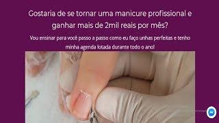 Aulas de manicure com Faby Cardoso - Faby Cardoso Curso de Unhas! Unhas Decoradas! Curso de Manicure! Esse Curso é  Confiável?
