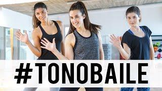 Rutina Perfecta para hacer Cardio Bailando | Tonobaile 10