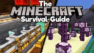 Smoker Upgrades & Chorus Plant Farm! • The Minecraft Survival Guide (Tutorial Lets Play) [Part 140]