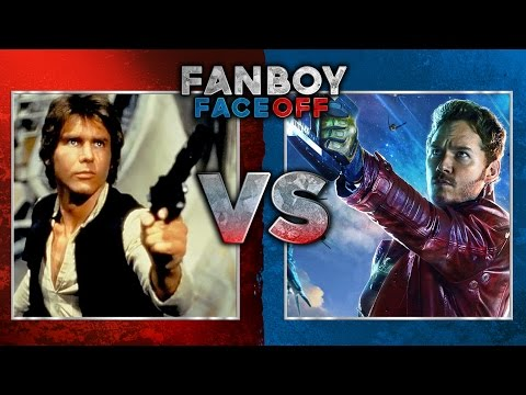 faceoff - Han Solo vs Star-Lord: Fanboy Faceoff Subscribe Now! ▻ http://bit.ly/SubClevverMovies Who is the greatest space pirate ever to shine on the silver screen? Th...