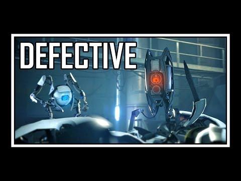 Tekst piosenki Portal 2 - Defective po polsku