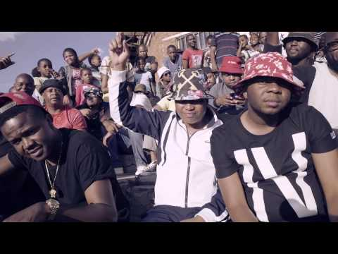 "AB Crazy ft. Trompies ""Emoyeni"""