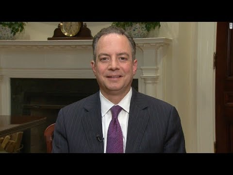 Reince Priebus' first interview after White House exit (CNN July 28)