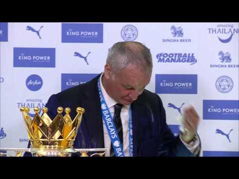 [Galería] Los mejores momentos de la coronación del Leicester