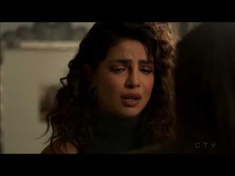 Quantico 3x10 ALEX tells her MOM ABOUT THE BABY SHE LOST