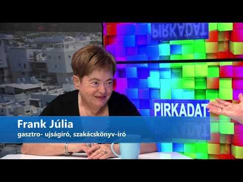 PIRKADAT: Frank Júlia