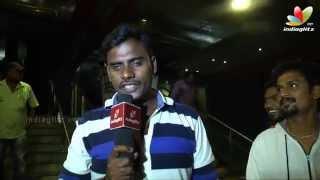 Paayum Puli Public Review | Vishal, Kajal Aggarwal Kollywood News 04/09/2015 Tamil Cinema Online