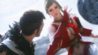 Nonton Final Fantasy Xiv Stormblood Expansion Cgi Cinematic 2017 Trailer  Hd    Short Movie Film Subtitle Indonesia Streaming Movie Download