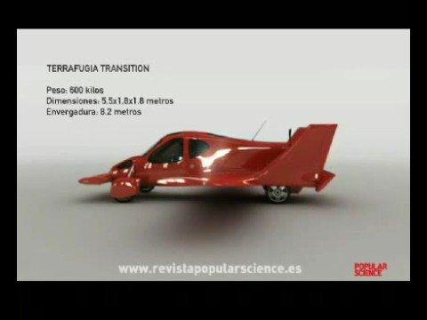 El coche que vuela