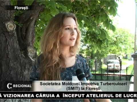 Societatea Moldovei Impotriva Turberculozei la Floresti