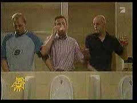 Banned Commercial-Men In Toilet