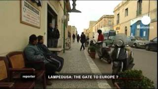 Lampedusa Italy  city pictures gallery : euronews reporter - Lampedusa: Italian island at the sharp end of immigration
