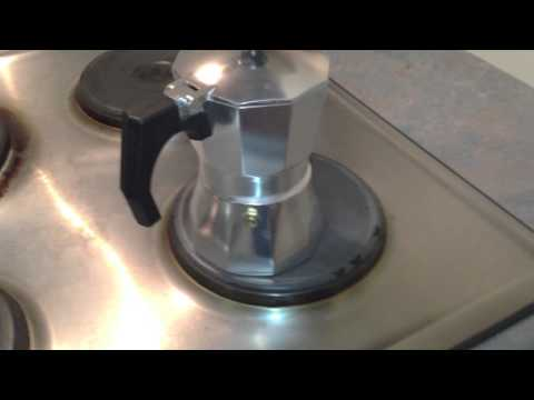 How to use a Stovetop Espresso Maker