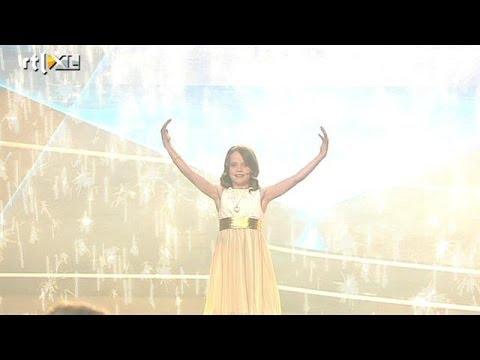 Finale: Amira - HOLLAND'S GOT TALENT (видео)