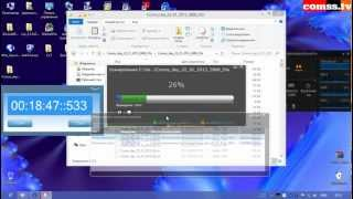 Тест январь 2013 - Panda Cloud Antivirus Free 2.1.0