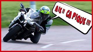 Essai KAWASAKI H2 moto : 210 ch, 25 000 € et 1 COMPRESSEUR !