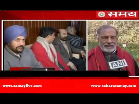 Bhishm Singh on Impasse continues for formation government