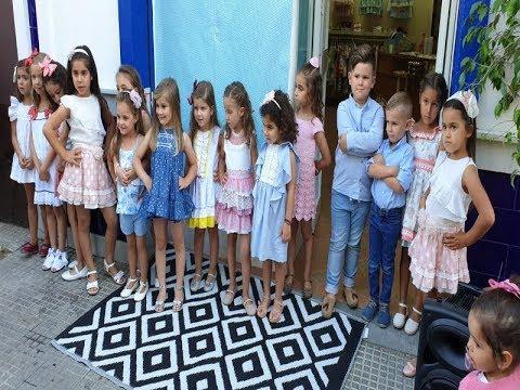 Escaparate 5 Lunas (Corte Infantil Fiestas Pozo del Camino 2019)