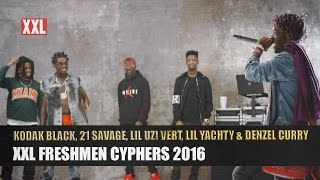 Video Kodak Black, 21 Savage, Lil Uzi Vert, Lil Yachty & Denzel Curry's 2016 XXL Freshmen Cypher MP3, 3GP, MP4, WEBM, AVI, FLV Agustus 2018