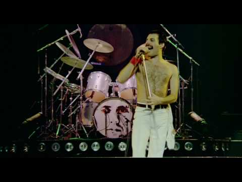 Queen - Under Pressure (First Time Ever Live) [High Definition] (видео)