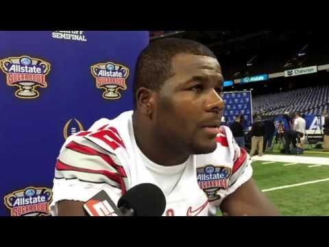 Cardale Jones Interview 12/30/2014 video.