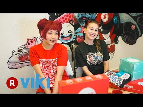 Viki Facebook Live Chat: Japanese Snacks with Japan Crate! (видео)