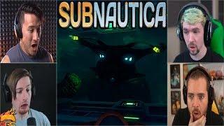 Video Gamers Reactions to the Sea Emperor   Subnautica MP3, 3GP, MP4, WEBM, AVI, FLV September 2019