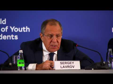 Лавров сравнил CNN с унтер-офицерской вдовой (видео)