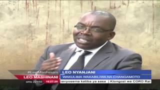 Leo Mashinani 29th February 2016 Usaidizi Kwa Wasichana Wasiojiweza
