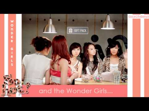 Wonder Girls – So Hot (Official English Version) Lyrics HD
