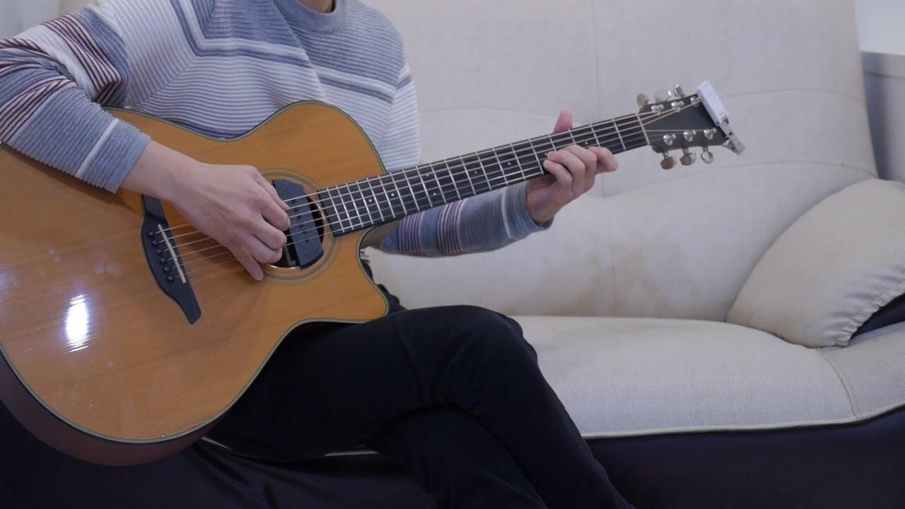 李榮浩 – 喜劇之王 (acoustic guitar solo)