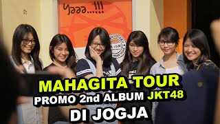 Video Mahagita Tour Promo 2nd Album JKT48 di Jogjakarta MP3, 3GP, MP4, WEBM, AVI, FLV Oktober 2018