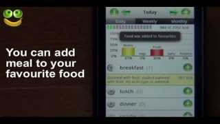 SmartFoodTracker - Food Logger YouTube video