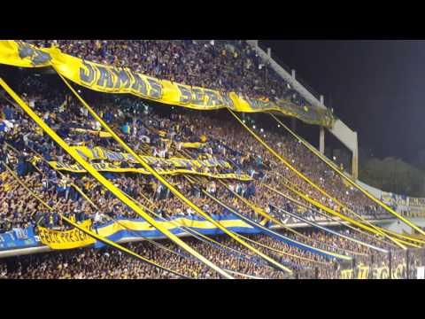Boca 3 Bolivar 1 2016 [4K] TEMA NUEVO DE BOCA, Que paso con el fantasma del Descenso - La 12 - Boca Juniors