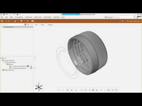 GOM Software 2016 - What's New with 3D Metrology