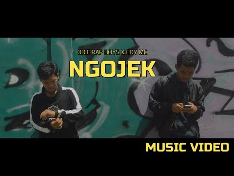 NGOJEK - Odie Rap Boys Ft Edhy MC (Music Video)