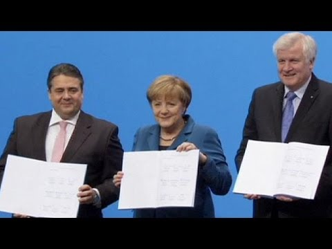 Une femme ministre de la Défense en Allemagne, une première