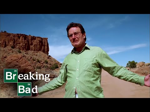 Walt Thinks He and Jesse Are Caught - Breaking Bad: S1 E1 Clip