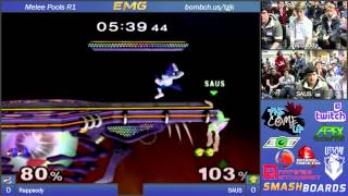 SAUS showing why he's  1 on the Ottawa PR
