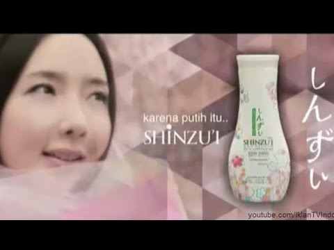Iklan Shinzui Body Lotion 2015